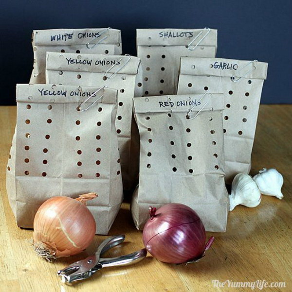 24 kitchen life hacks