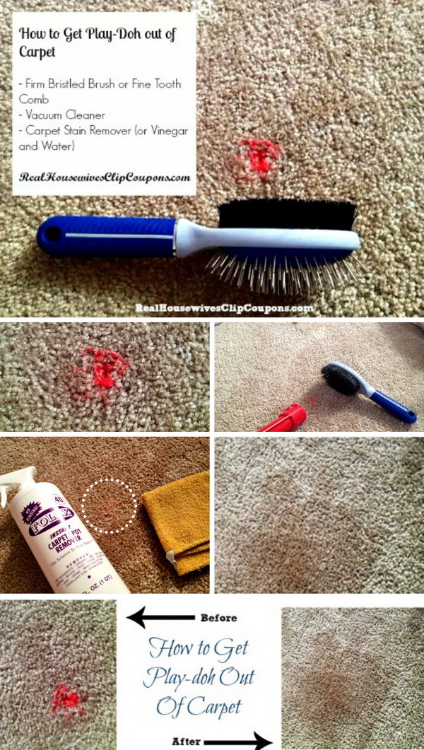 Homemade Carpet Cleaning Solutions And Tips Noted List