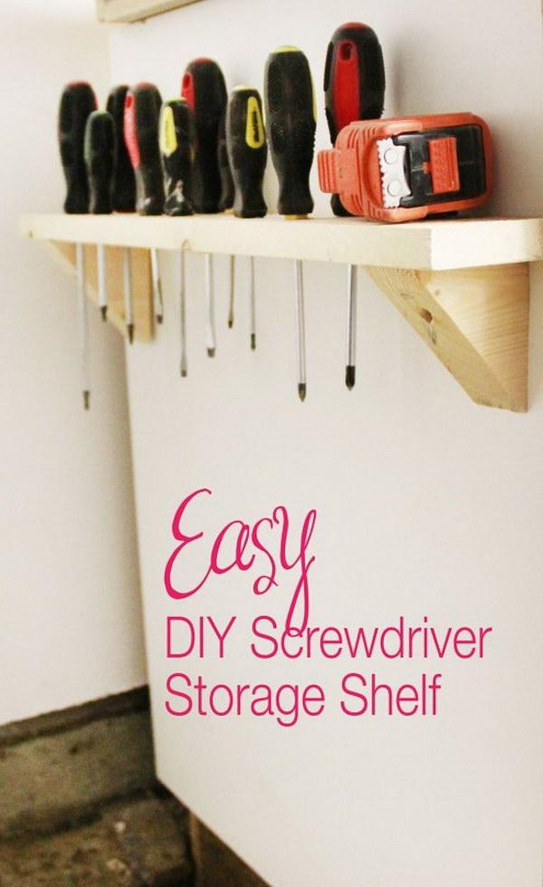 1 garage storage and organization ideas
