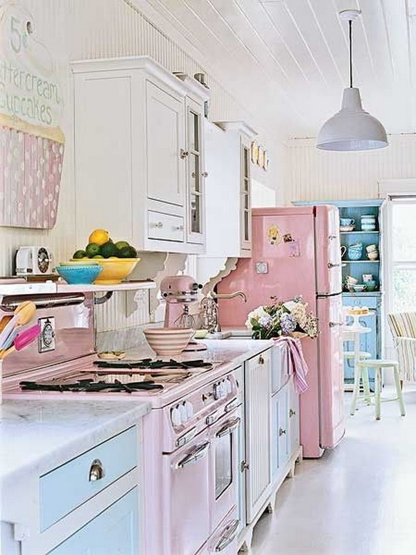 Shabby Chic Kitchen Cabinets Archives Noted List