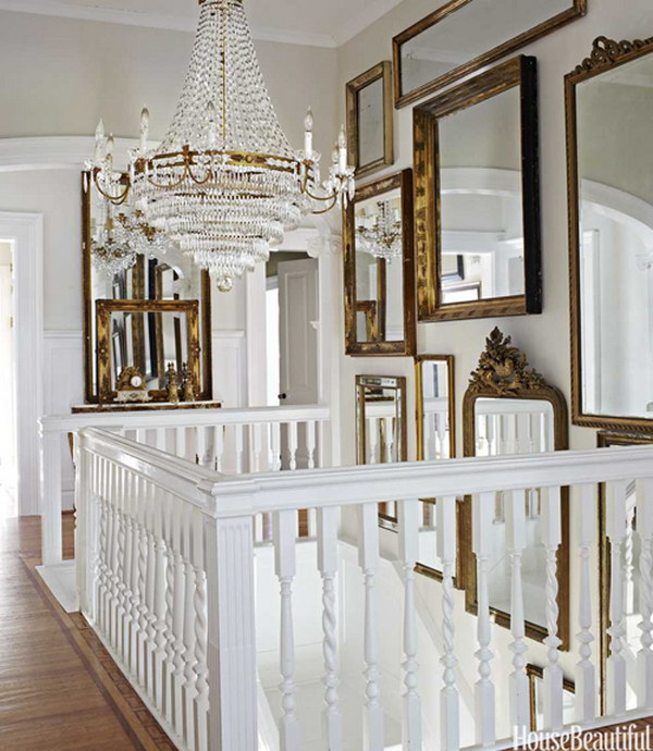 6 chic ways to decorate your staircase