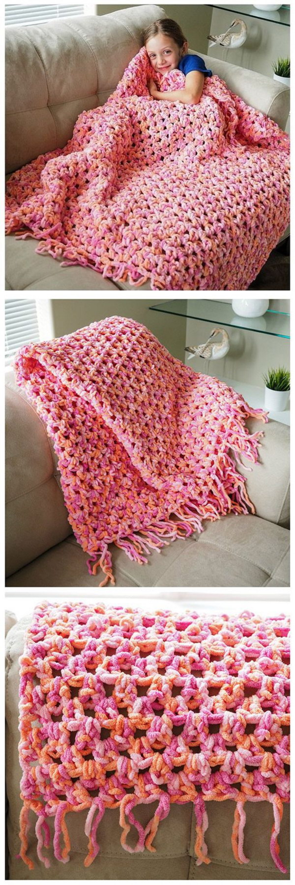 20+ Free Crochet Blanket Patterns with Lots of Tutorials ...