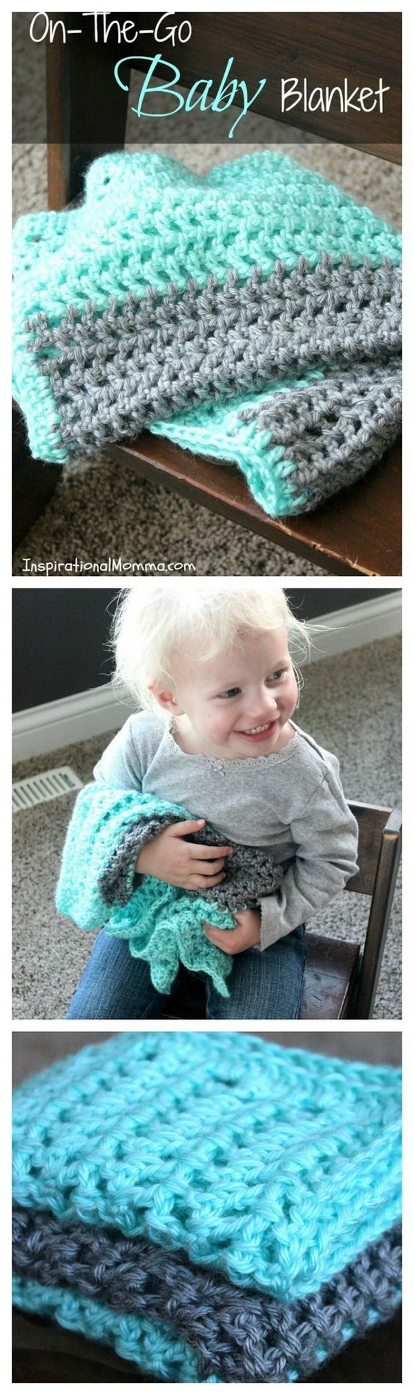Baby Love Blanket Free Crochet Pattern : 20+ Free Crochet Blanket Patterns with Lots of Tutorials ...