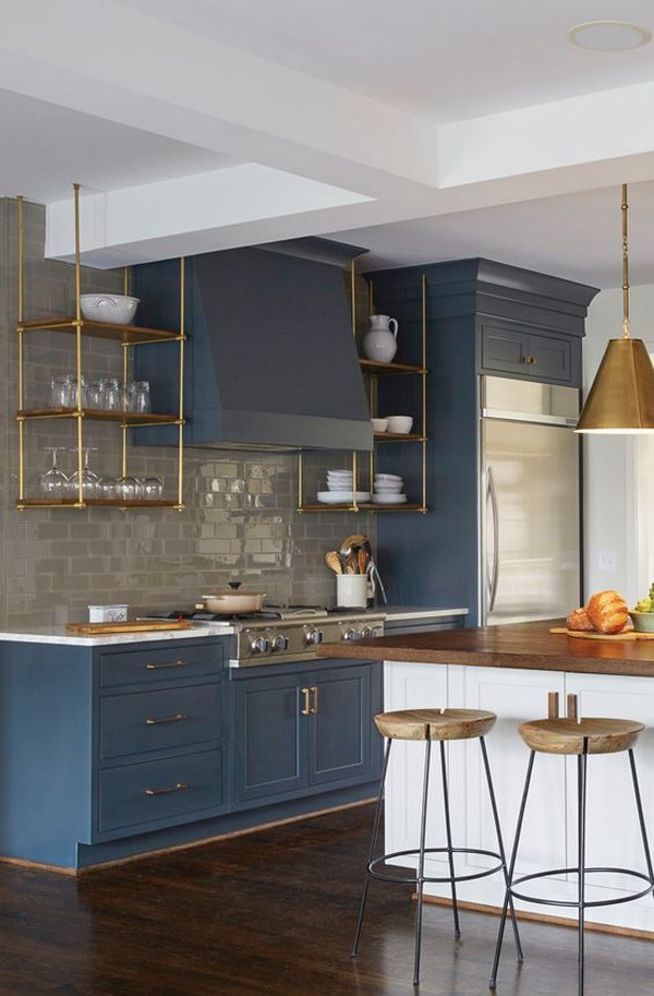 80 cool kitchen cabi  paint color ideas   noted list