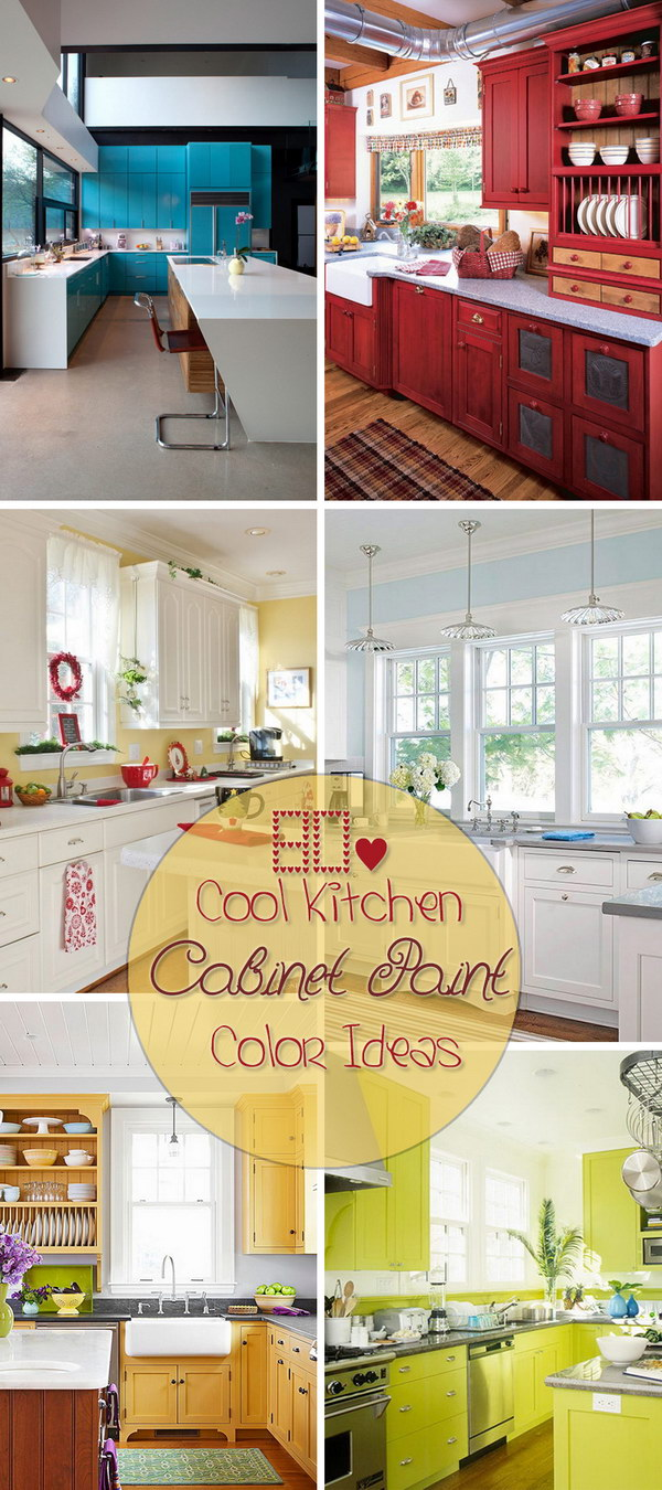 80+ Cool Kitchen Cabinet Paint Color Ideas - Noted List Ideas For Paint Colours In Kitchen on country ideas for kitchens, lighting ideas for kitchens, unique ideas for kitchens, design ideas for kitchens, decoration ideas for kitchens, green ideas for kitchens, art ideas for kitchens, interior ideas for kitchens, furniture ideas for kitchens,