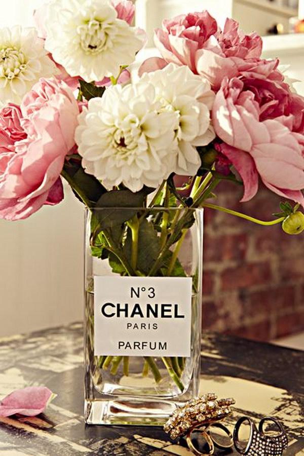 DIY Chic Vase.