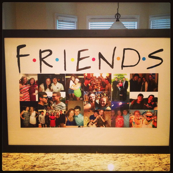 Picture Collage 1 Best Friend Gifts