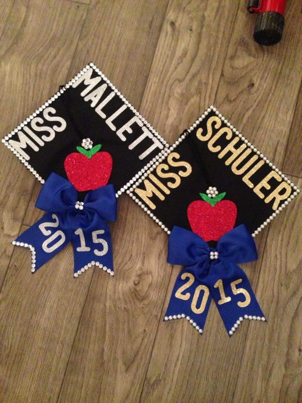 Future Teachers Graduation Caps