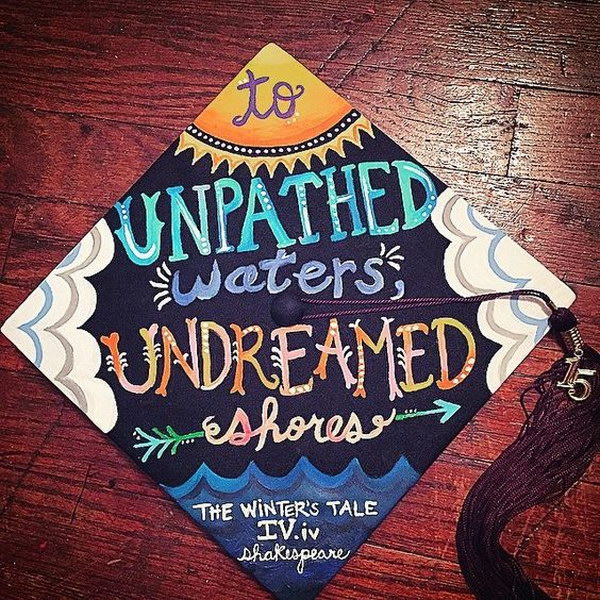 Inspiring Quotes For Graduation Caps