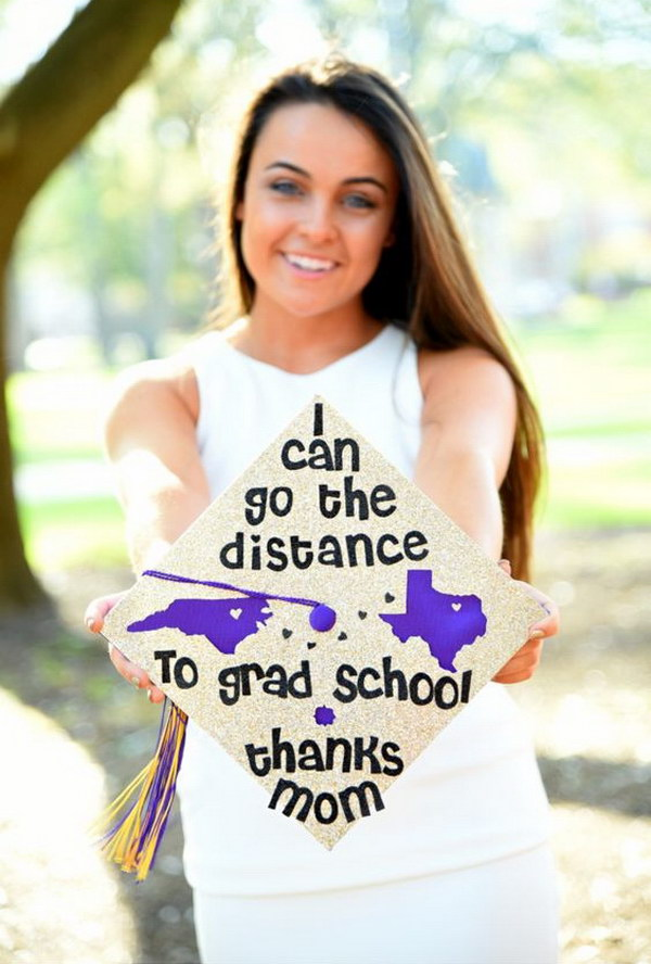 I Can Go The Distance ... To Grad School.