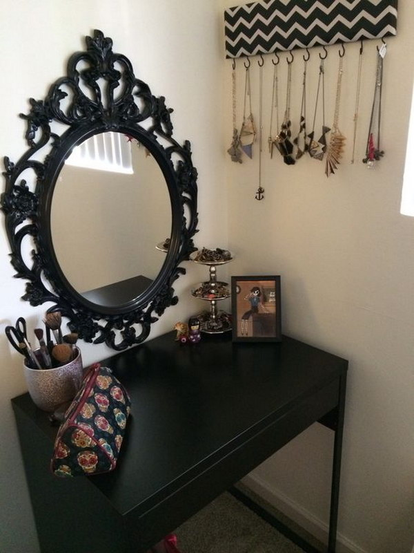 Cute Girly Vanity Decor
