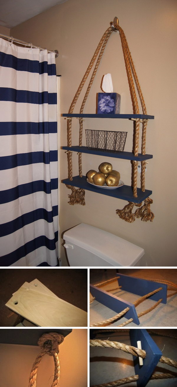 Over The Toilet Storage Ideas For Extra Space Noted List