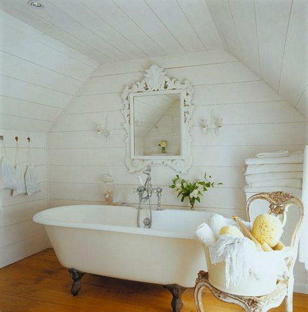 Shabby Chic Bathrooms: 50+ Amazing Shabby Chic Bathroom Ideas