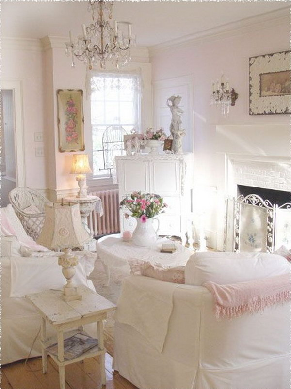The Blush Wall