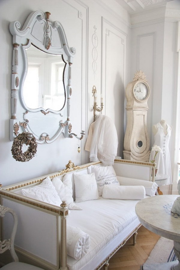 The Mirror and Daybed