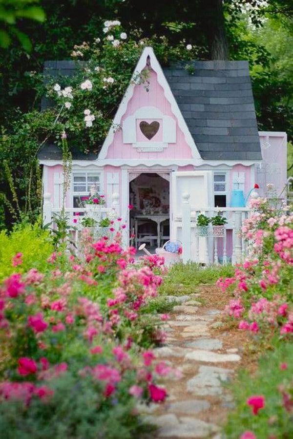 Cute Pink.