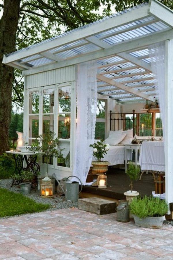 A Heaven in The Garden.