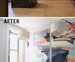 Awesome Before and After Living Room Makeovers