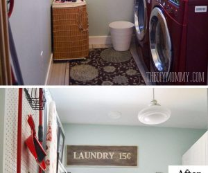 Creative Before and After Laundry Room Makeovers to Inspire Your Next Renovation