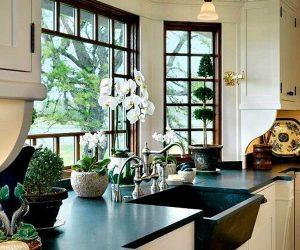 Beautiful Countertop Ideas For White Kitchen