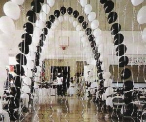 20+ Beautiful Balloon Arch Ideas