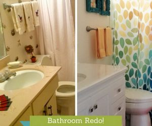 Before and After: 20+ Amazing Bathroom Makeovers