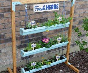 30+ Cool Indoor and Outdoor Vertical Garden Ideas