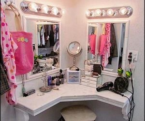 Awesome Makeup Vanity Ideas