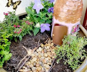 Awesome DIY Fairy Garden Ideas & Tutorials