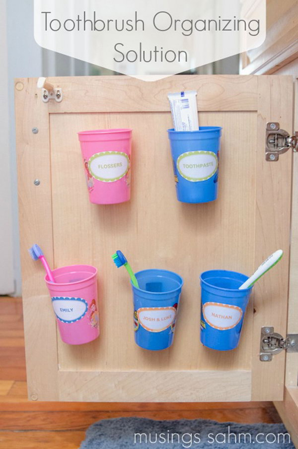 25 Smart Bathroom Organization Ideas Amp Solutions Noted List
