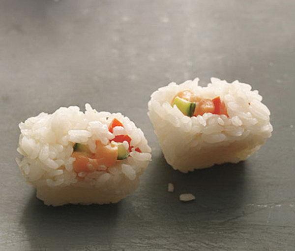 Ice Try Sushi Blocks