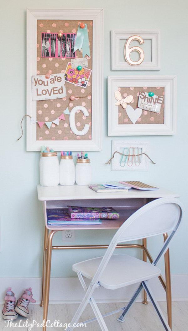 Refurbished Desk For Kids