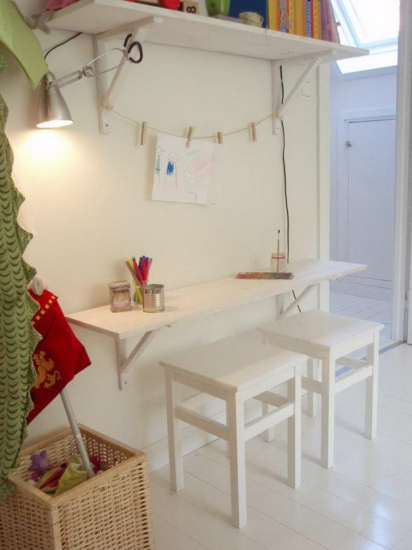 Simple Desk For Kids
