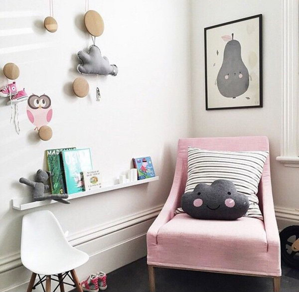 Small Reading Corner Furniture For Kids