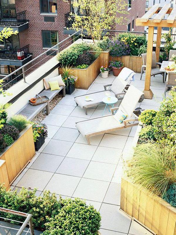 Balcony And Rooftoop Garden