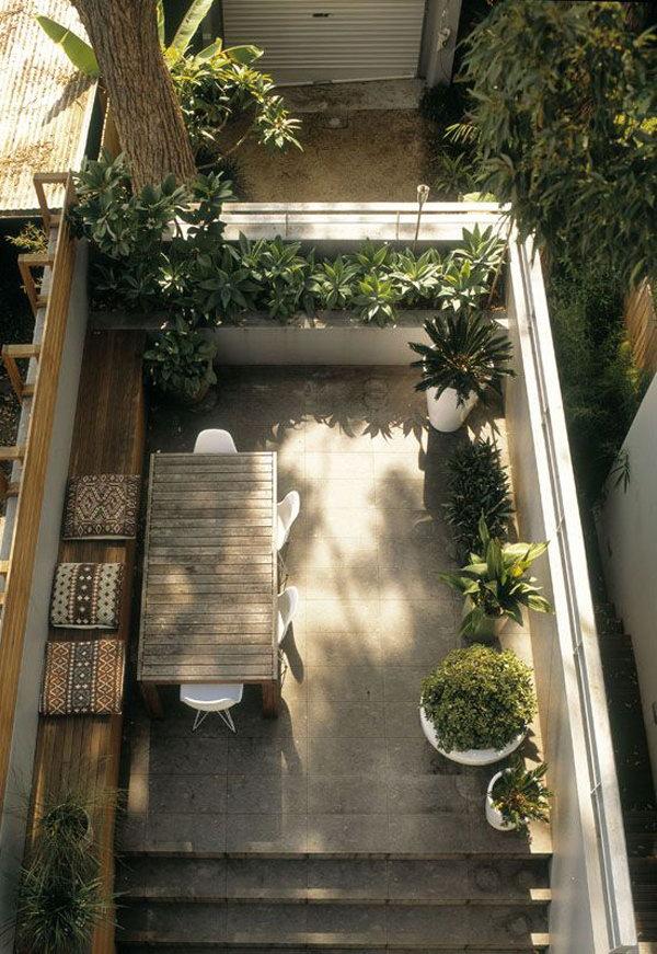 Small Rooftoop Garden