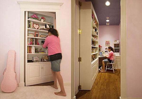 Workspace Secret Rooms