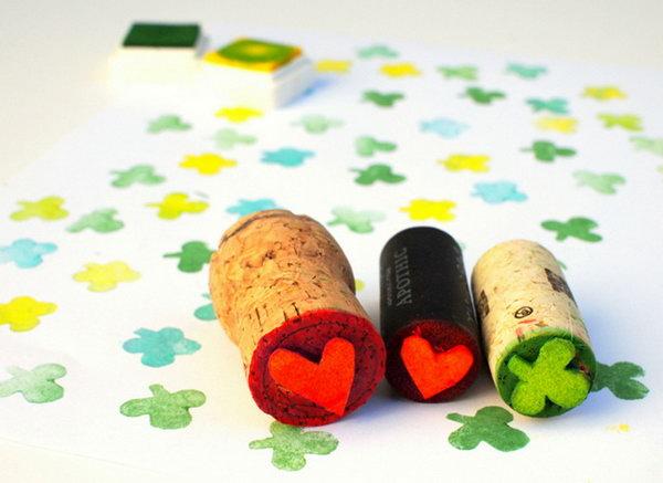 Easy Wine Cork Crafts