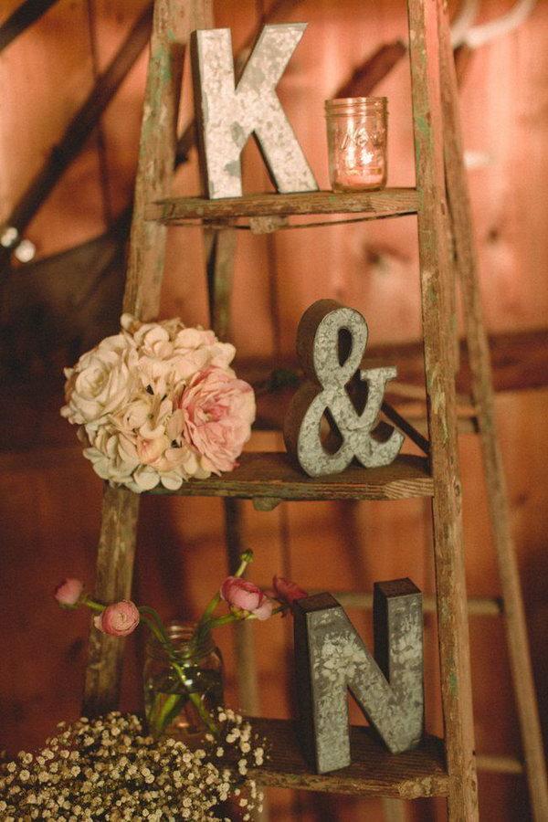 13 rustic wedding ideas