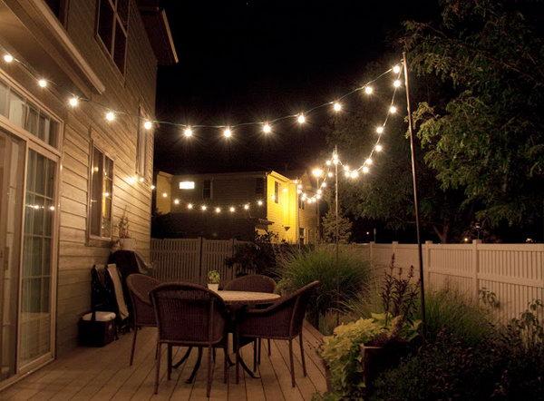 DIY String Lights.