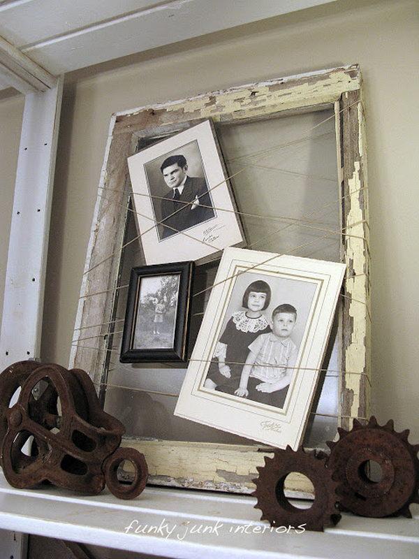 Super Chic Picture Frames!