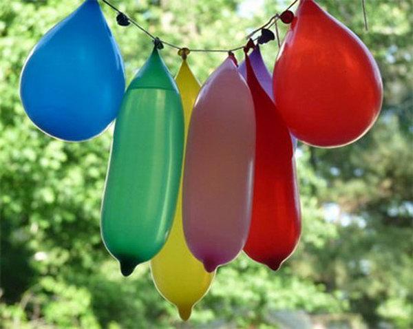 Water Balloon Pinata. See more details