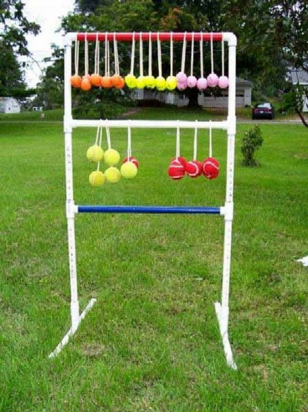 Ladder Golf Lawn Game. Get more directions