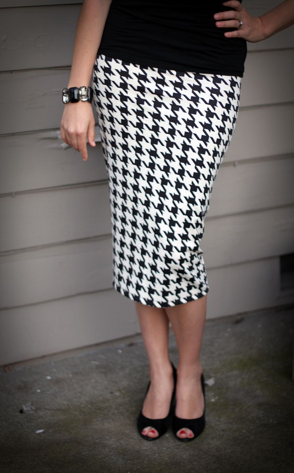 Hot Skirt for a Hot Date. Get more details