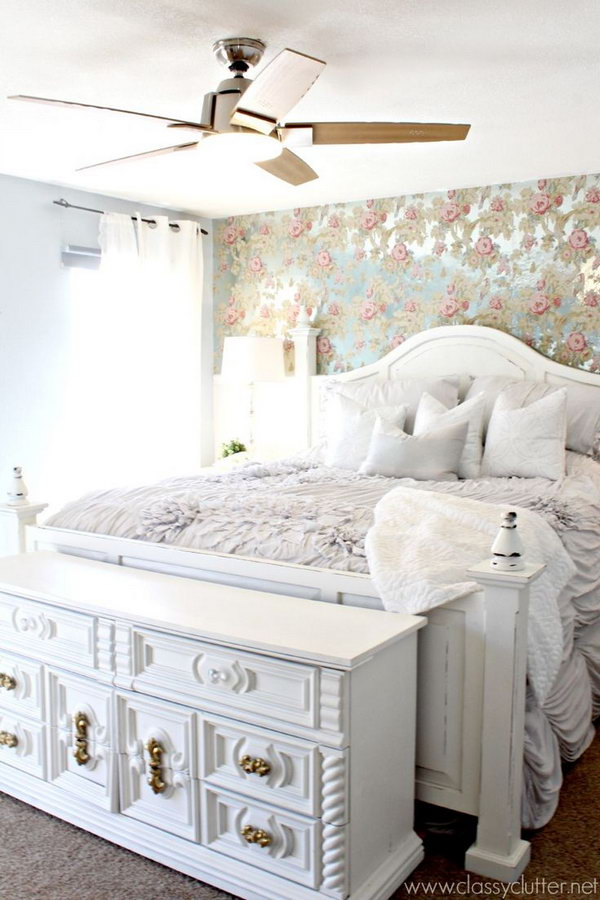 shabby chic bedroom 30 shabby chic bedroom ideas decor and furniture for 13140