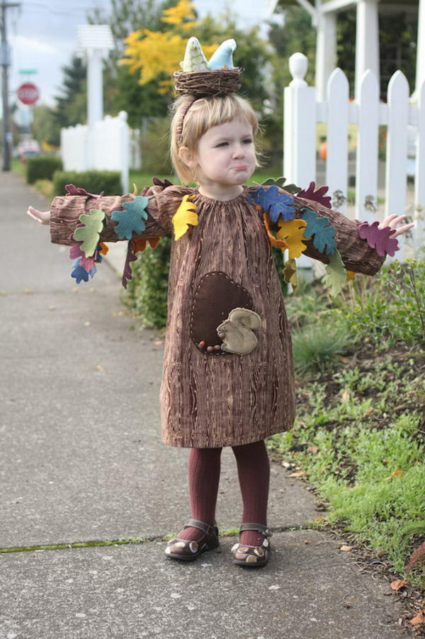 Wood Grain Dress.