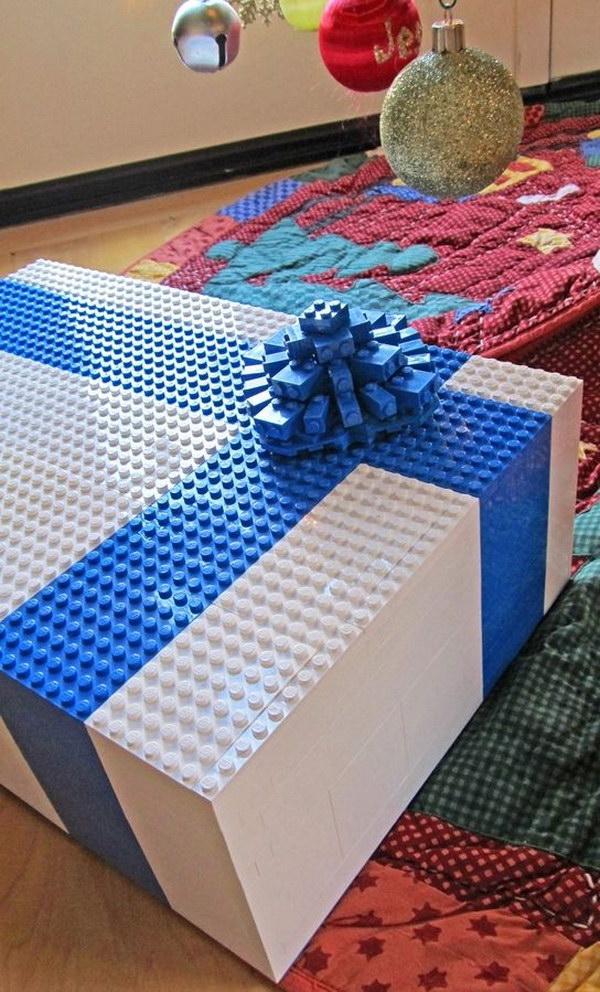 Cool LEGO Gift Box .