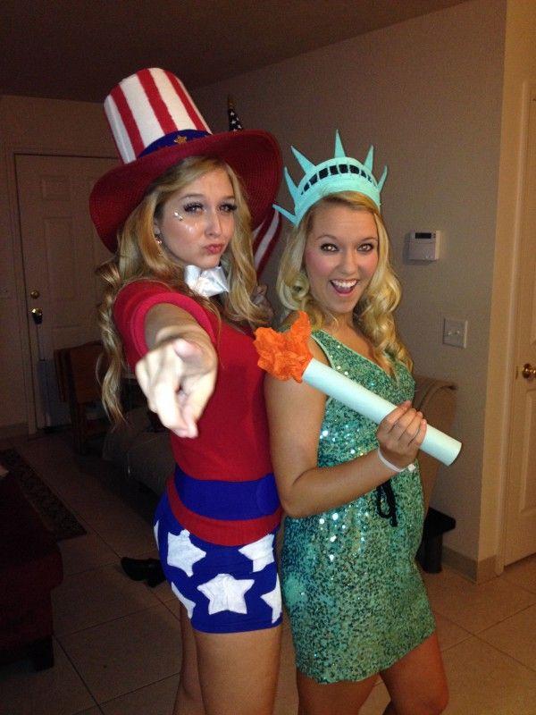 God Bless America Group Costume