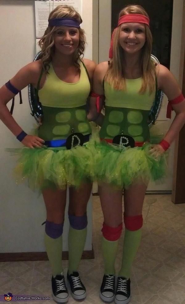 Ninja Turtles Halloween Costume