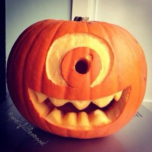 Creative Pumpkin Carving Ideas For Halloween Decorating